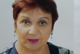 Lidiya, 66 - Just Me