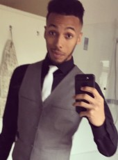 Jake, 22, United Kingdom, City of London