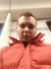 vadim, 23, Russia, Moscow