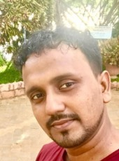 Hisham, 37, Sri Lanka, Colombo