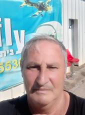 Valeri Mirkin, 70, Israel, Or Yehuda