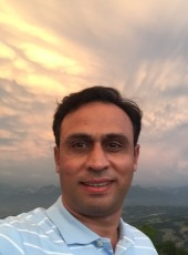 bajwa, 49, Pakistan, Lahore
