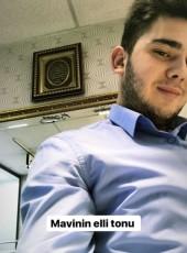 Şükrü Cann, 23, Türkiye Cumhuriyeti, Ankara