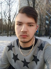 Maksim, 21, Russia, Moscow