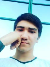 Odyl, 20, Uzbekistan, Tashkent