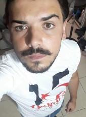 Oğuzhan Mete, 21, Türkiye Cumhuriyeti, Antalya