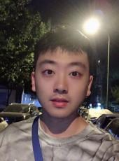 张佳泽, 18, China, Qingdao