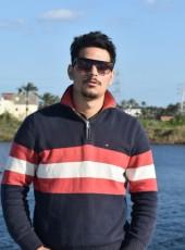 Ahmed Khedr, 24, Egypt, Cairo