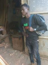 SEBASTIAN , 25, Uganda, Kampala