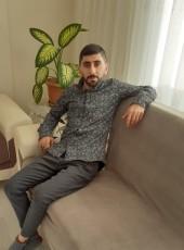 Salih, 28, Turkey, Istanbul
