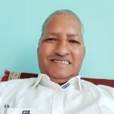 G C Bhatt, 58  , Dharmsala
