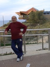Boris, 79, Israel, Jerusalem
