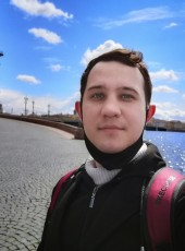 Viktor, 24, Russia, Moscow