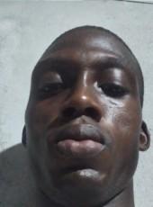John Smith , 31, Guyana, Georgetown