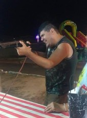 Leo Leonardo, 18, Brazil, Sao Paulo