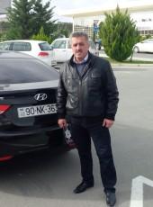 Azad, 60, Azerbaijan, Baku
