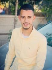 Abu jamel, 22, Palestine, Bethlehem