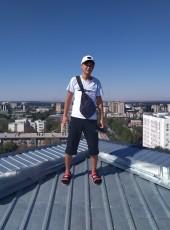Aydar, 18, Kyrgyzstan, Bishkek