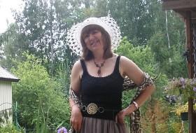 tatiana, 61 - Just Me