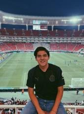 Diego, 19, Mexico, Zapopan
