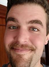 Julio, 35, Spain, A Coruna