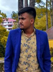 David, 20, Nepal, Panauti