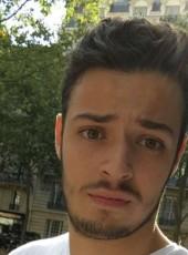 Ben, 22, France, Saint-Mande