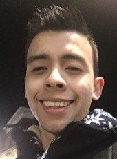 Juan G, 20, United States of America, Morristown (State of New Jersey)