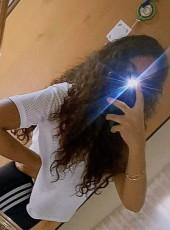 Eman, 18, Palestine, Ramallah