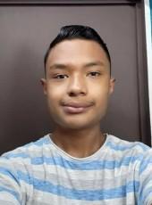 Héctor Natan, 18, Mexico, Puebla (Puebla)