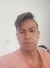Isidro González , 18, Mexico, Mexico City
