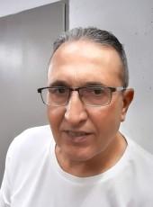 עזרא, 64, Israel, Rishon LeZiyyon
