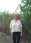 tetyana hostyeva, 60  , Rome