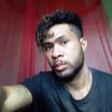 Junior , 26  , Port Moresby