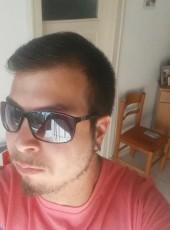 Manos, 28, Greece, Chios
