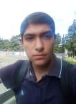 Antonio, 20  , Mexico City