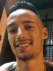 Junior, 24, Brazil, Sao Paulo