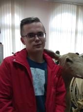 Pavel, 18, Belarus, Hrodna
