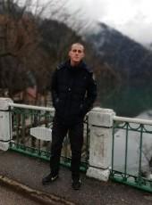 Pavel, 27, Abkhazia, Stantsiya Novyy Afon