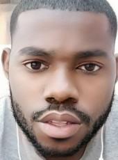 John black , 22, Angola, Luanda