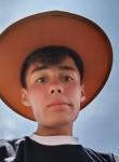 Javier, 19  , Mexico City