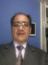 william ortiz, 51, Ecuador, Quito