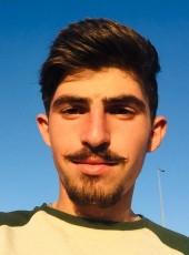 Arfan Kurdi , 18, Iraq, Erbil