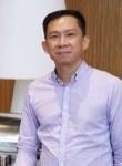Simon, 43, Kuala Lumpur