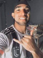 Jorge Martins, 36, Cape Verde, Praia