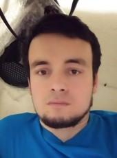 Firuz, 23, Russia, Saint Petersburg