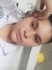Angélica , 18, Colombia, Bogota