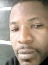 Eddy, 37, Congo, Kinshasa