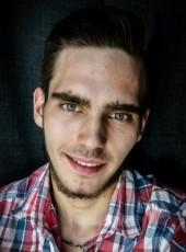 Viktor, 18, Ukraine, Pidhorodne