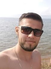 MAKSIM KOZHIN, 24, Russia, Chita